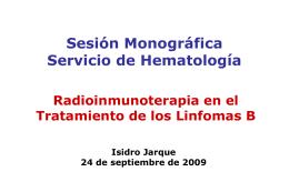 RIT_2005 - Hematologia