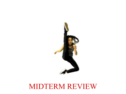 MIDTERM REVIEW - Rutgers University School of