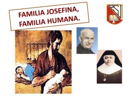 LA FAMILIA CRISTIANA Escuela para padres y para madres