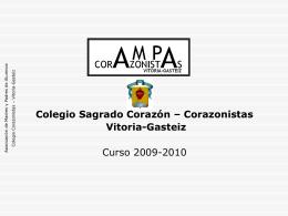 Presentacion AMPA