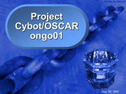 Project OSCAR Spring 2002 Class Presentation