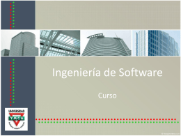 PRESENTATION NAME - ingenieriasoftwareymca / FrontPage