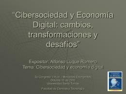 Hacia el desarrollo de una sociedad digital en Colombia
