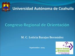 Congreso Regional de Orientacion
