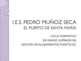 I.E.S. MONTERROSO ESTEPONA