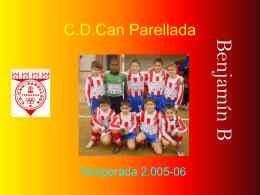 C.D.Can Parellada