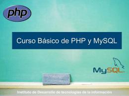 Diapositiva 1 - ::: DIRECCION DE TECNOLOGIAS DE LA