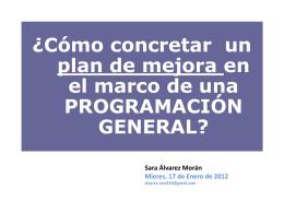 Diapositiva 1 - CPR Cuencas Mineras