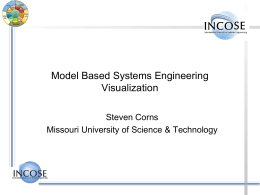 Integration of SysML into Virtual Engineering Environment
