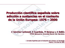Diapositiva 1 - IEDCYT | Instituto de Estudios