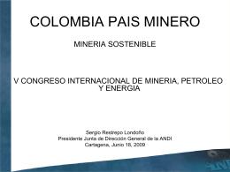 Diapositiva 1 - CINMIPETROL 2014
