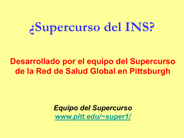 NIH Supercourse
