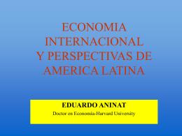 Globalizacion y Desarrollo Economico en Chile y …