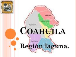 Coahuila - BENCASIGNATURAREGIONAL