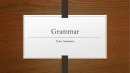 Grammar - SchoolRack.com
