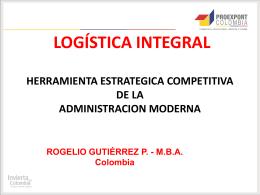 Diapositiva 1 - Proexport Colombia promueve las