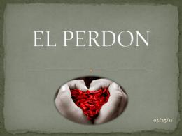 EL PERDON - :: M.C.E.