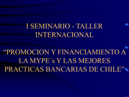 TALLER A