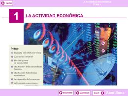 Diapositiva 1 - DESCUBRIENDO LA ECONOMIA | AYUDA …