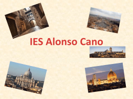 IES Alonso Cano