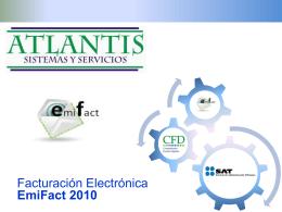 Diapositiva 1 - .: Sistemas y Servicios Atlantis