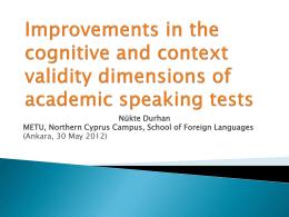A socio-cognitive framework