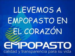 Diapositiva 1 - www.empopasto.com.co