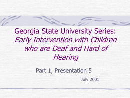 "What defines ""Deaf Culture""?"