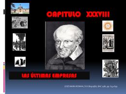 CAPITULO XXXvIII