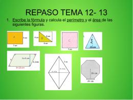 REPASO TEMA 12
