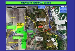 Diapositiva 1 - .:: Proyecto Especial Olmos Tinajones::.