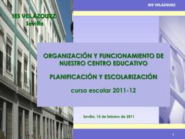 Diapositiva 1 - IES VELAZQUEZ