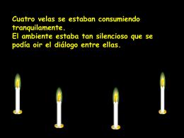Cuatro velas
