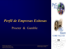Perfil de Empresas Exitosas
