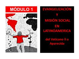 La Pastoral Social en Aparecidda