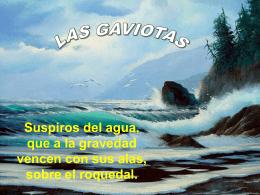 LAS GAVIOTAS