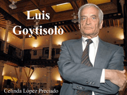 Luis Goytisolo