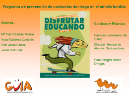 Diapositiva 1 - www.lafamiliaeduca.net