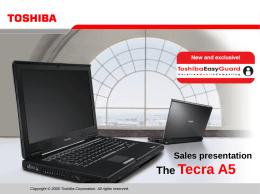Tecra A5 - Toshiba
