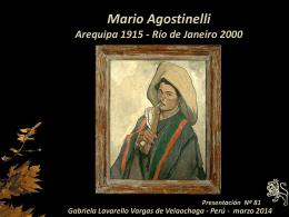 MARIO AGOSTINELLI - Holismo Planetario en la Web | El