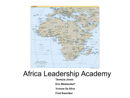 African Educational System