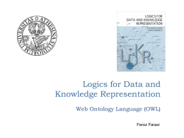 OWL 2 Web Ontology Language: New Features and …