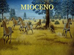 MIOCENO