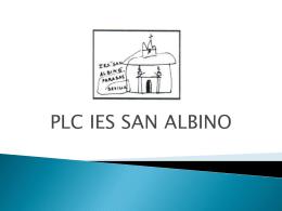 PLC IES SAN ALBINO
