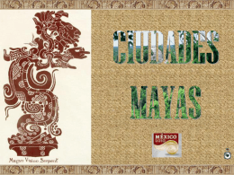 Ciudades Mayas - IBO (Ibo Bonilla Oconitrillo), sus