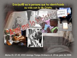 13 domingo Tiempo Ordinario -A-