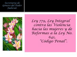 Ley 779