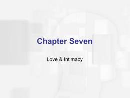 Chapter Seven - Iowa State University