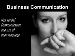 Communication in general is process of sending and
