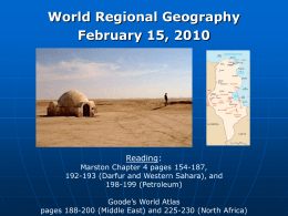 World Regions in Global Context: Peoples, Places, and